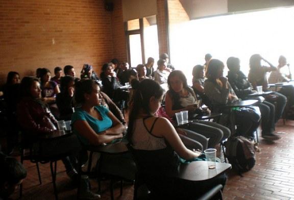 Surge la OCE en el colegio Simón Rodríguez