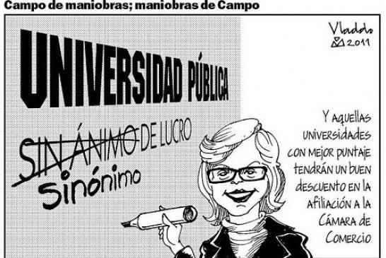 """""""El perfil de la Ministra de Educación obedece a la naturaleza de la reforma que se iba a plantear"""""""