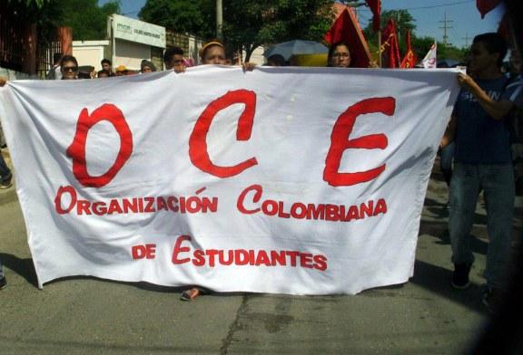 CONFORMAR UNA GRAN RESISTENCIA ORGANIZADA PARA TRANSFORMAR LA EDUCACIÓN DE COLOMBIA