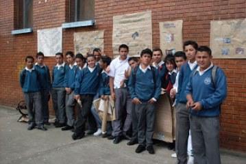 Los estudiantes del INEM Santiago Pérez Tunal