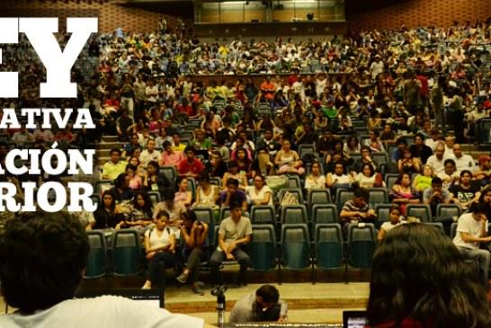 Saludo a la MANE de la Asociación de Profesores de la Universidad de Caldas