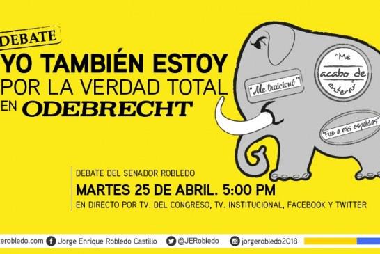 El debate que Colombia ha estado esperando