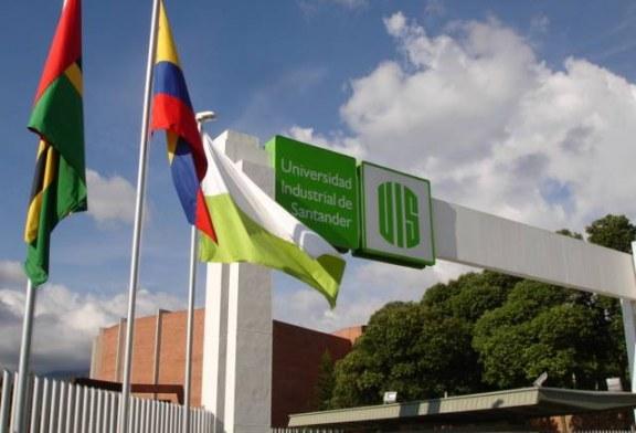 Mensaje de Bienvenida a la Universidad Industrial de Santander
